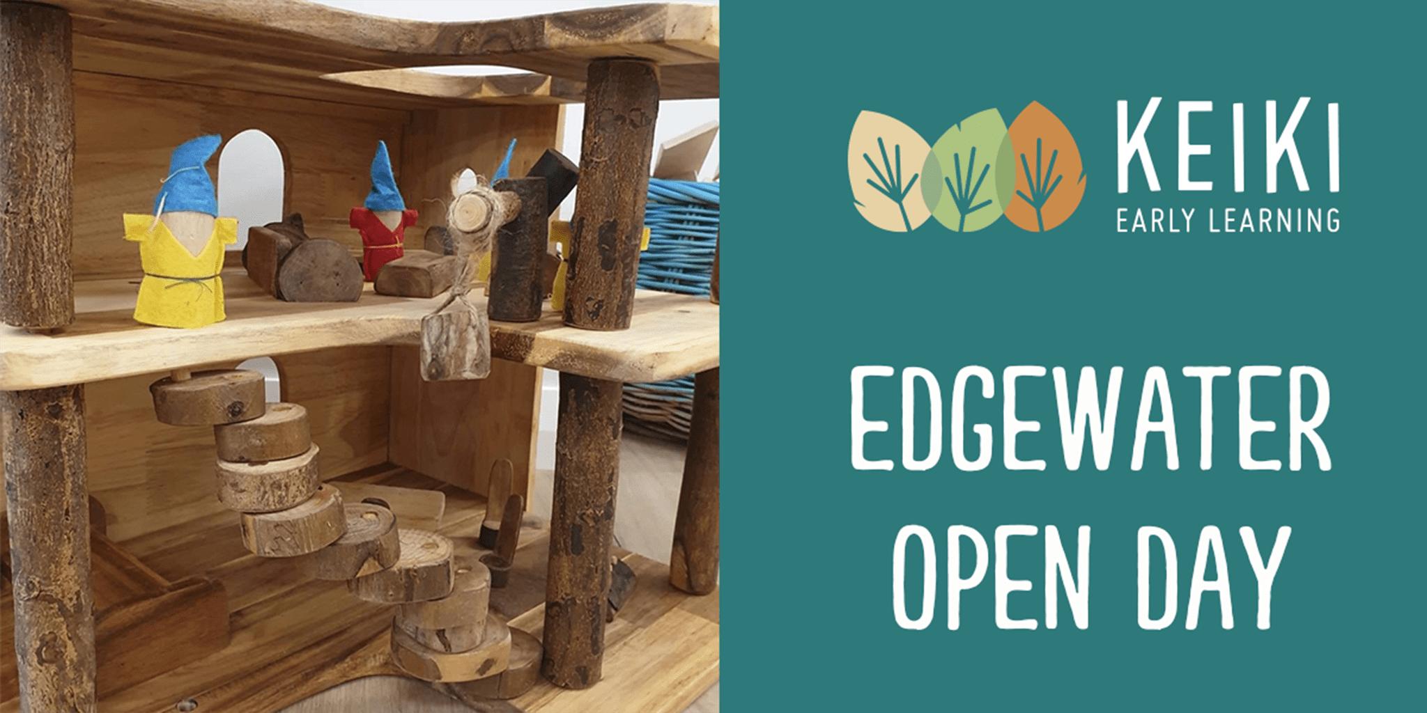 Keiki Edgewater Open Day
