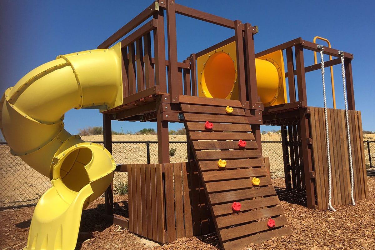 Playground at Keiki Northshore OSHC