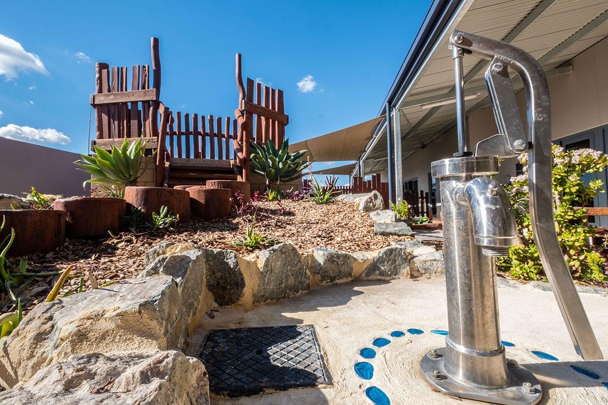 outdoor water pump keiki trinity