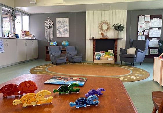 Mindarie Primary Three Plus Kindy room