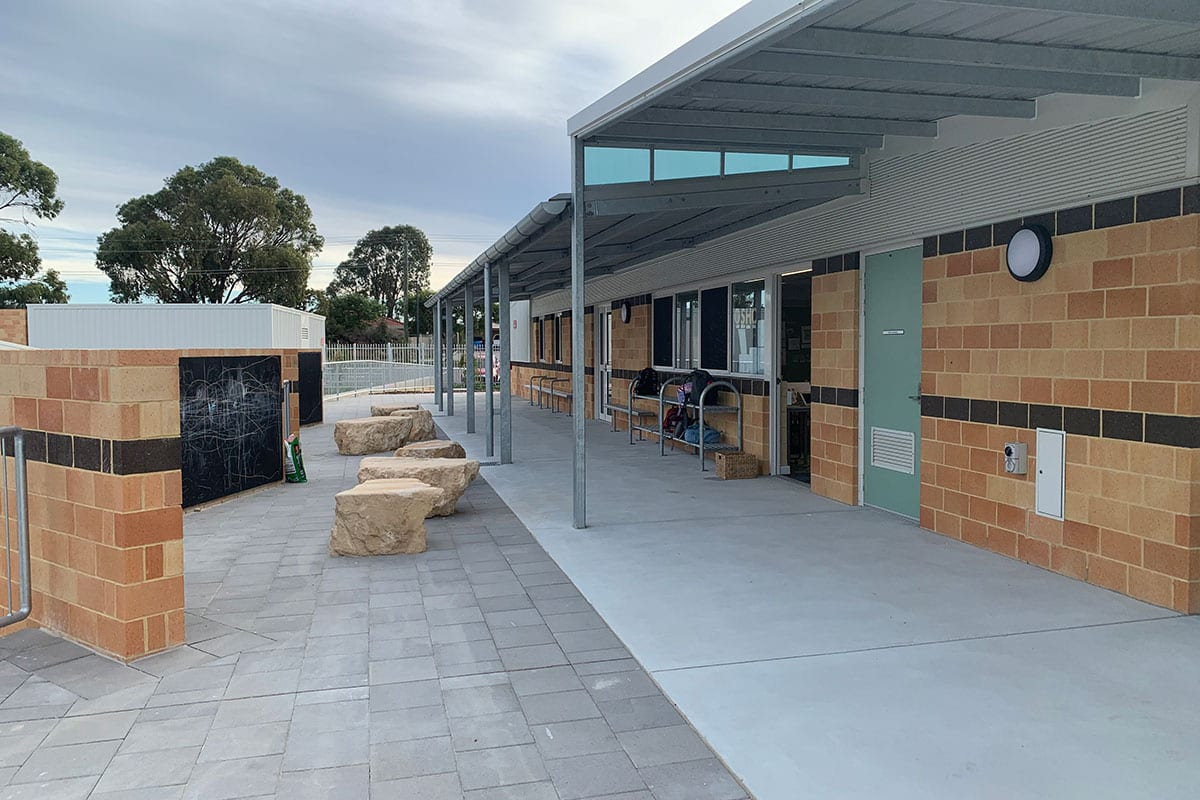Yanchep Rise Primary School classrooms